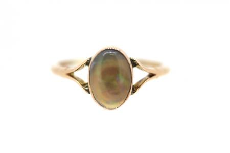 9ct Edwardian Opal Ring