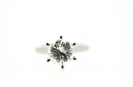 Platinum Diamond Solitaire 2.80ct (1701)