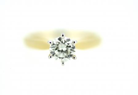 18ct Gold Solitaire 0.75ct (2007)