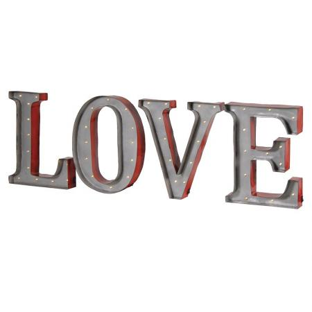 Illuminated Wedding Love Light Up Letters