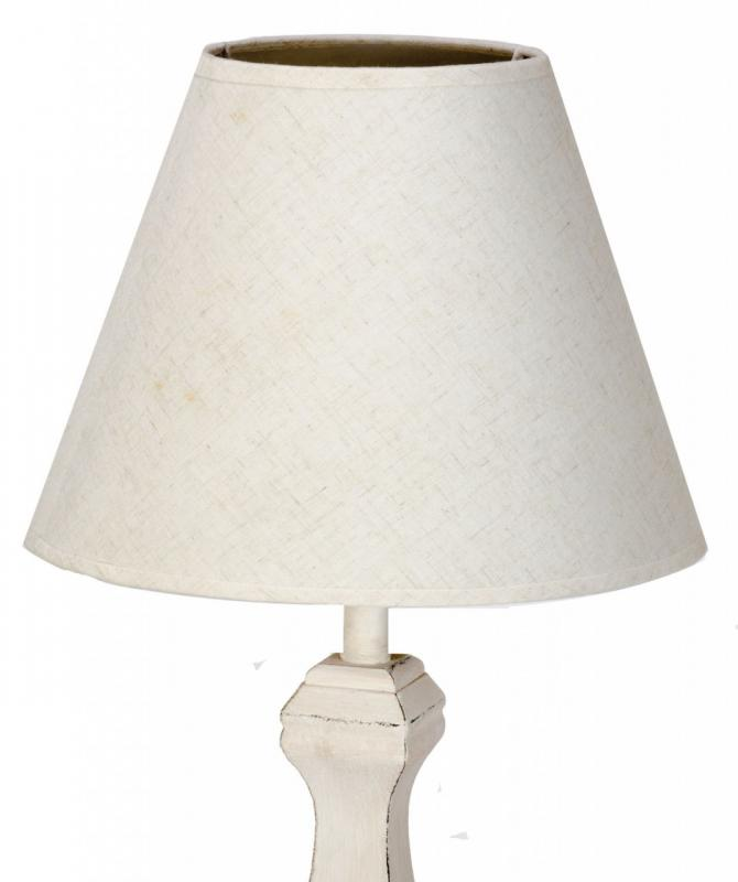 shabby chic style cream table lamp cream shade shabby chic style cream. Black Bedroom Furniture Sets. Home Design Ideas