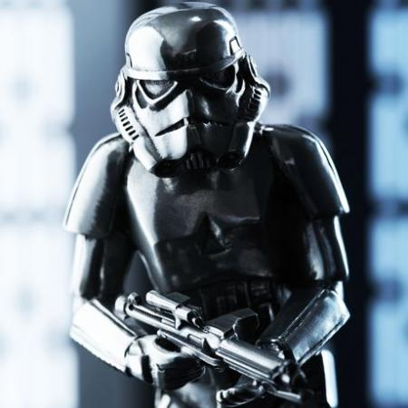 STORMTROOPER. Star Wars Figurine Sculpture