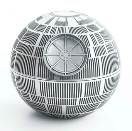 DEATH STAR. Star Wars Trinket Box