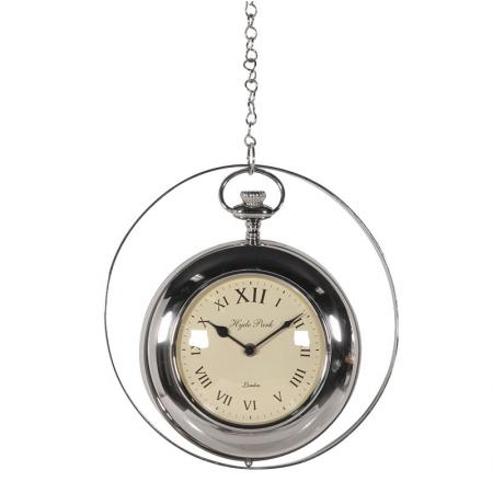 Living clocks mulberry moon - Giant stopwatch wall clock ...
