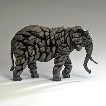 EDGE Sculpture - Mocha - Elephant