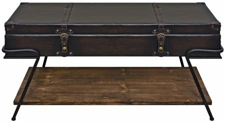 faux leather storage trunks bench set mulberry moon. Black Bedroom Furniture Sets. Home Design Ideas