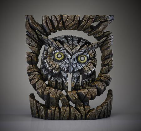 EDGE Sculpture - Owl Night Watchman