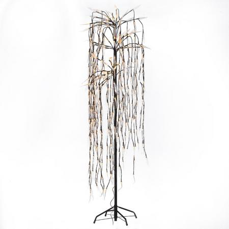 Extra Large Brown Willow Tree With Lights
