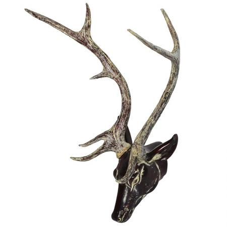 Large Stag / Deer Head Wall Sculpture