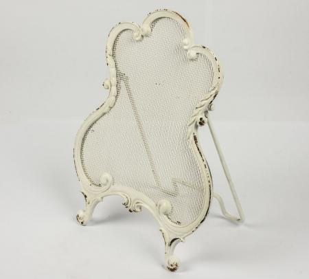 Shabby Chic Cream Jewellery Holder