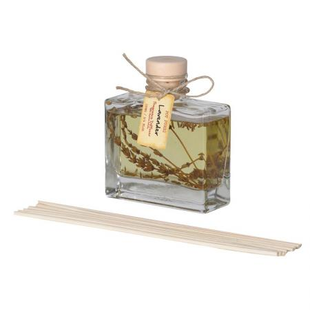 Boxed 100Ml Lavender Diffuser Set