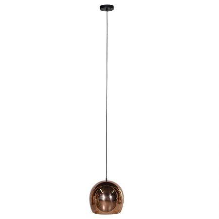 Copper Bowl Pendant Ceiling Light