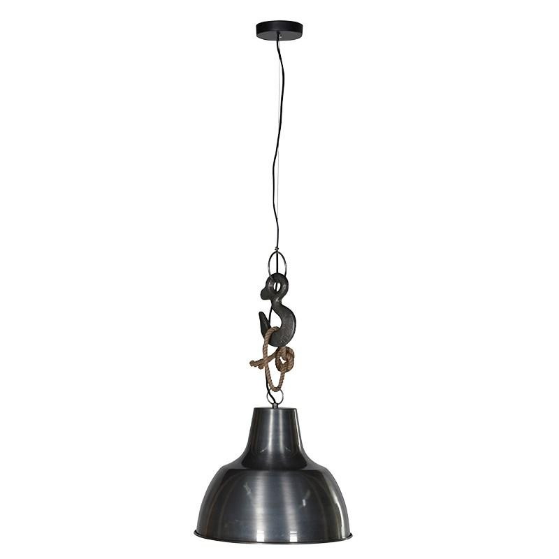 rope images kitchen hanging lovely of light metal pendant lights the bunker steel