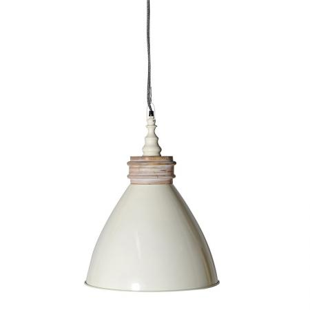 Cream Metal Ceiling Pendant Light
