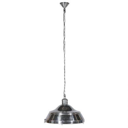 Large Industrial Hanging Metal Light