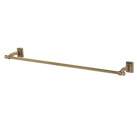 Contemporary Gold / Brass Towel Rail