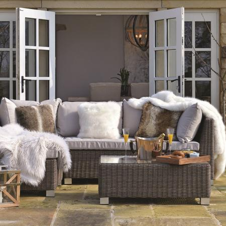 Aylesbury Outdoor Rattan Patio Set
