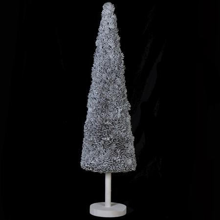 Large Modern Pine Cone Christmas Tree