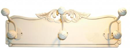 Cream Shabby Chic French Style Wall Hooks
