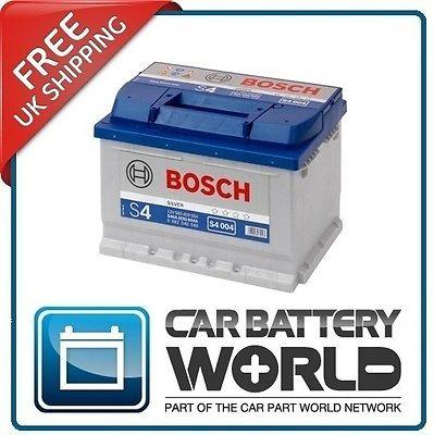 ford s max 2 0 2 3 2 5 bosch s4 car battery type 075. Black Bedroom Furniture Sets. Home Design Ideas