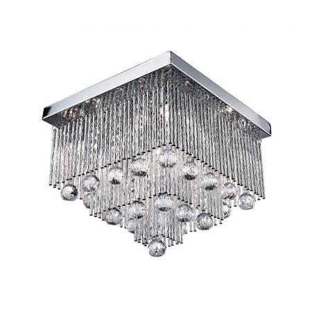 Beatrix 5 Light Chrome Fitting