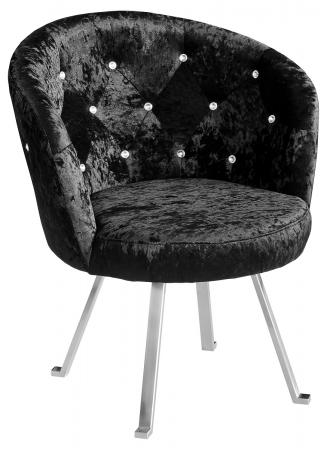 Tiffany Velvet Finish Chair