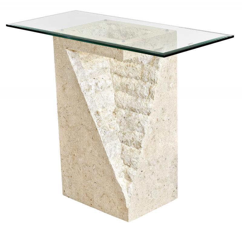 Athens Pedestal Table