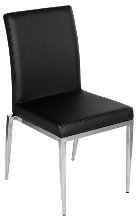 Alberta Dining Chair (Black)