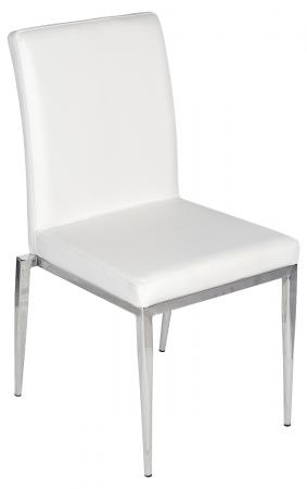 Alberta Dining Chair (White)