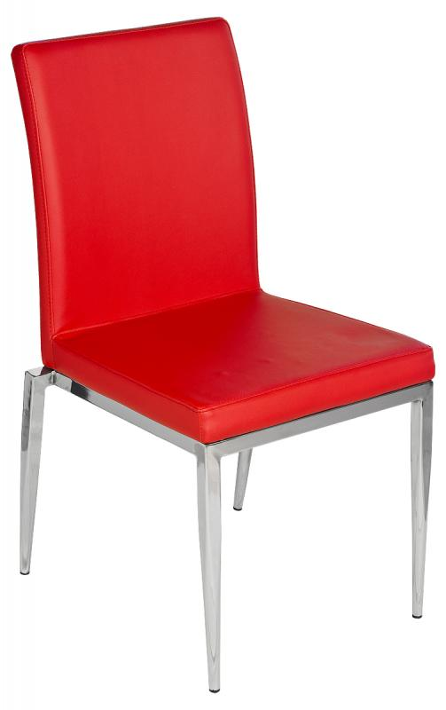 Alberta Dining Chair (Red)