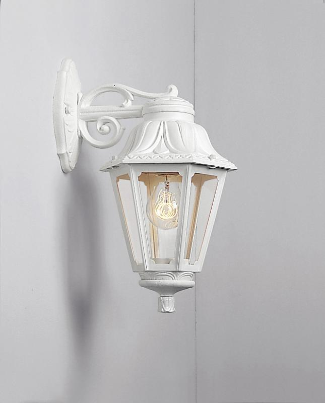 Anna LED Wall Lantern (White)