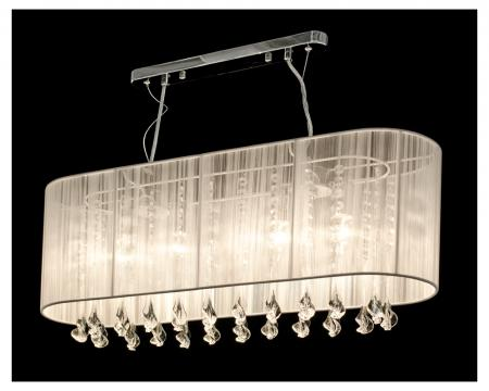 Crystal Drop Ceiling Pendant