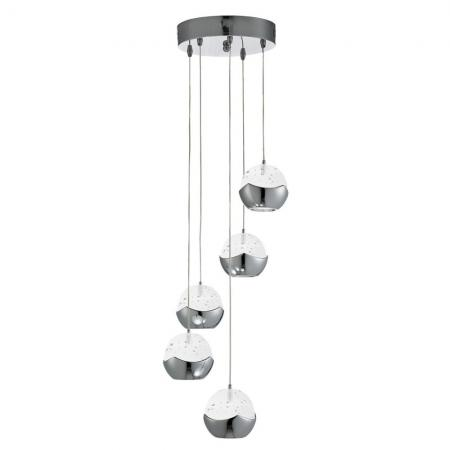 Iceball 5 Light LED Ceiling Multi Drop