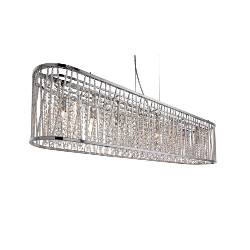 Elise Oblong Ceiling Light