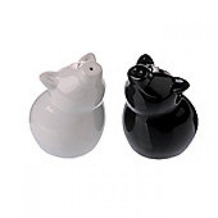 Pig Salt and Pepper Pots
