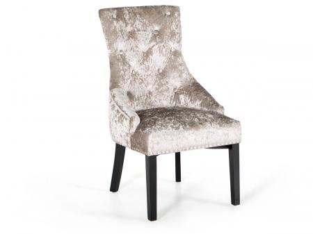 Mink Knockerback Chair