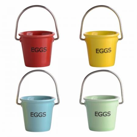 Set of 4 Egg Buckets