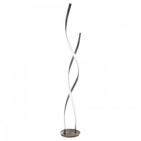 LED Double Twist Floor Lamp