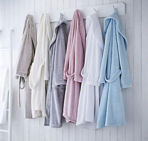 So Soft Dressing Robe