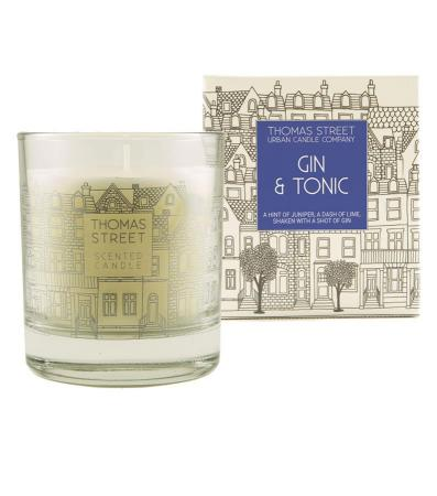 Thomas Street Gin & Tonic Candle