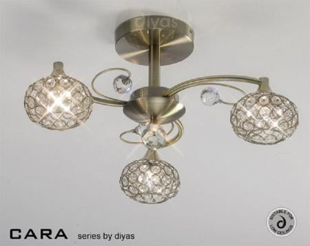 Cara 3 Light Fitting