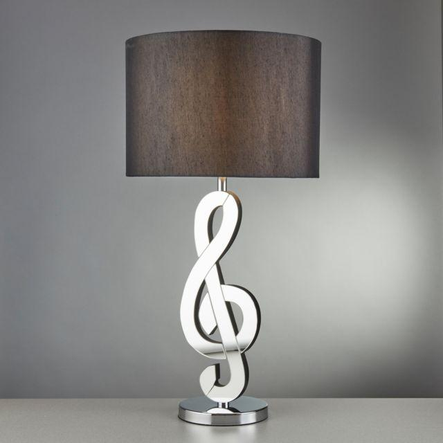 Clef Table Lamp