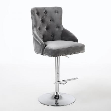 Luxury Chaise Bar Stool