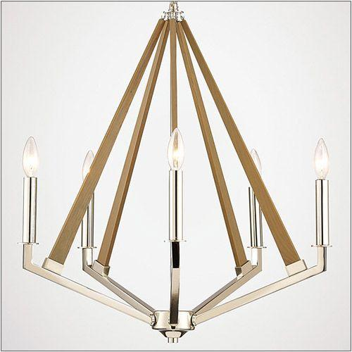 Hilton 5 Light Ceiling Pendant
