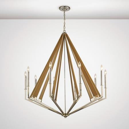 Hilton 10 Light Ceiling Pendant