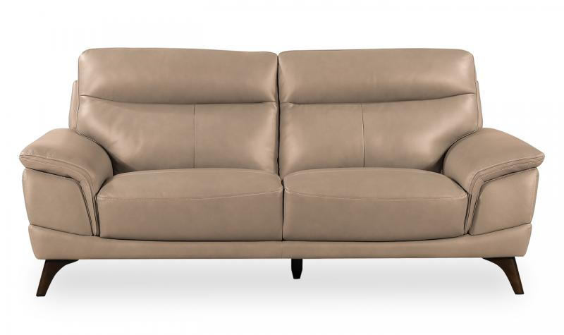 Cosimo 3 Seater Fixed - Taupe