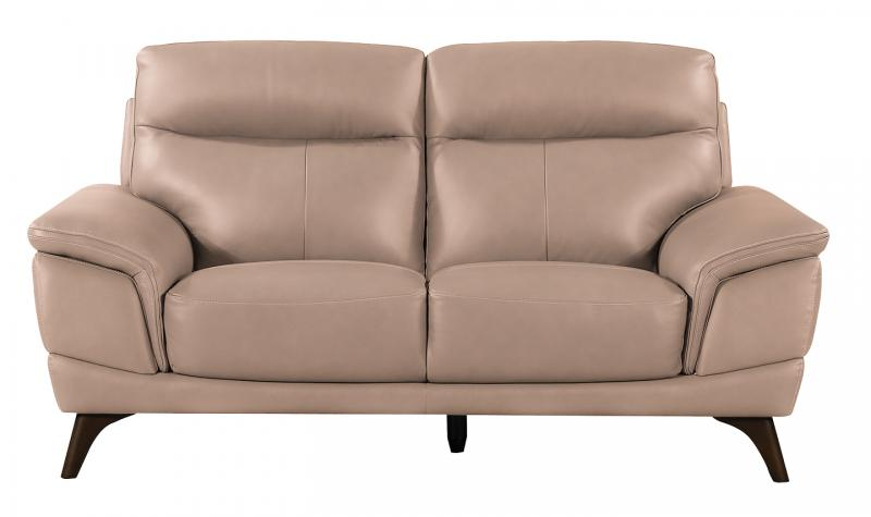 Cosimo 2 Seater Fixed - Taupe