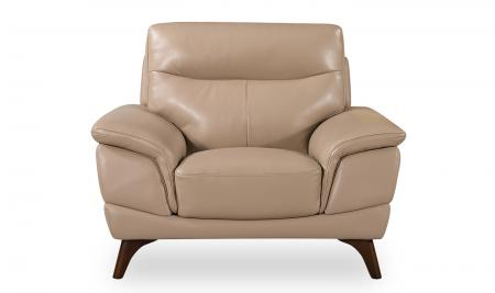 Cosimo 1 Seater Fixed - Taupe
