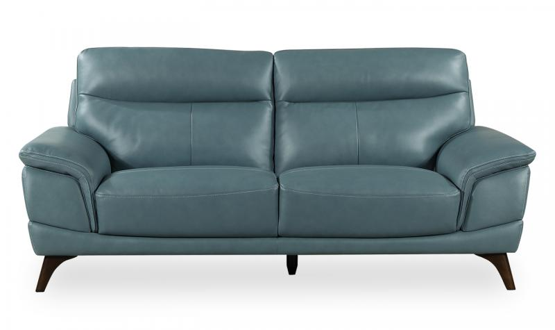 Cosimo 3 Seater Fixed - Blue