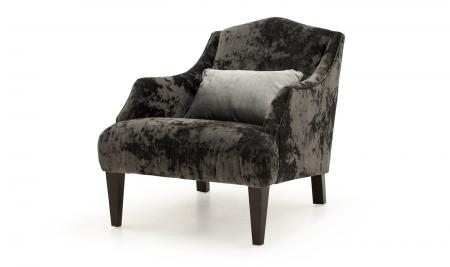 Belvedere Accent Chair - 1 Bolster